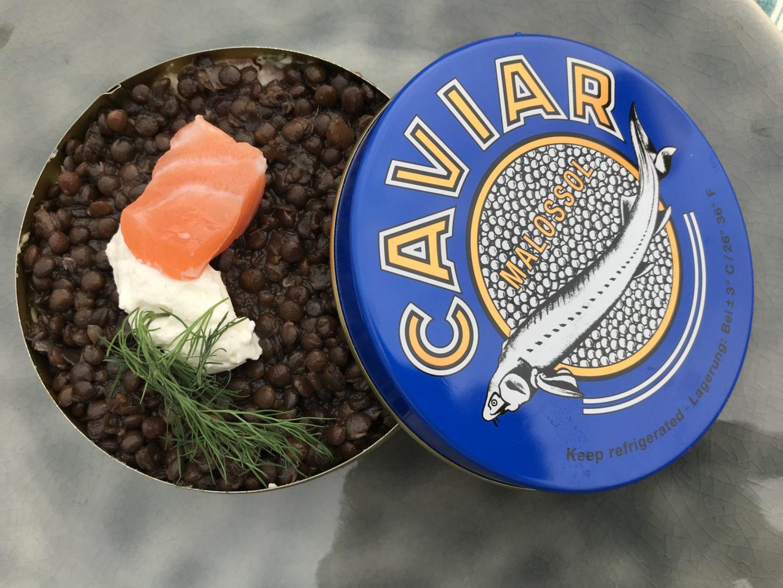 Italienischer Kaviar