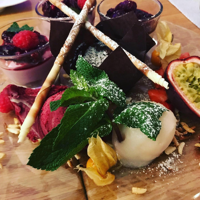 Dessert Menü Steffens Herrnmühle Foodblog Sternestulle