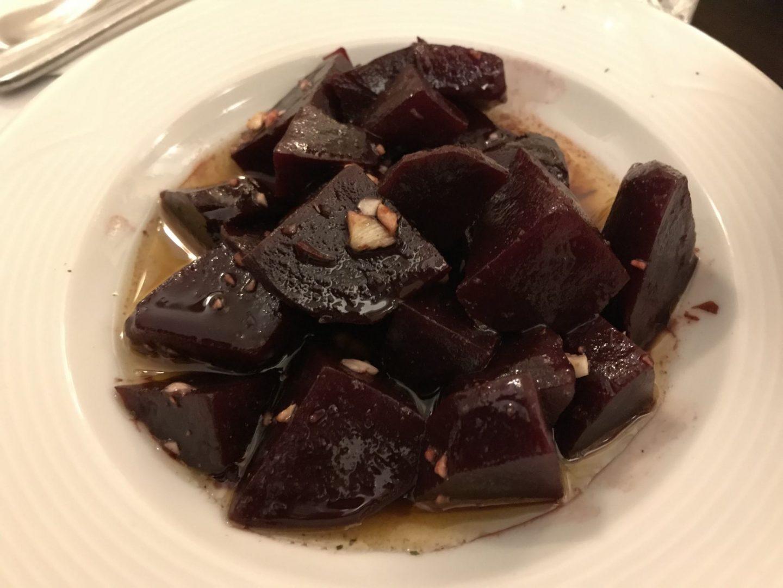 Vorspeise Rote Bete Erfahrung Ouzos Herne Foodblog Sternestulle