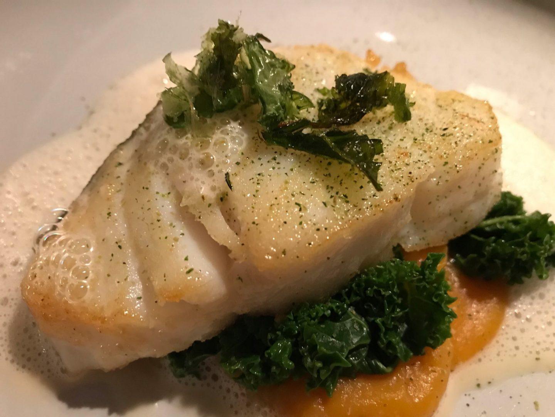 Kabeljau Wirsing Bete Erfahrung Menü Restaurant Hannappel Essen Foodblog Sternestulle