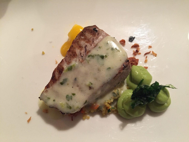 Ceviche Tunfisch Thunfisch Erfahrung Weltreise Weinbergschlösschen Oberheimbach Foodblog Sternestulle