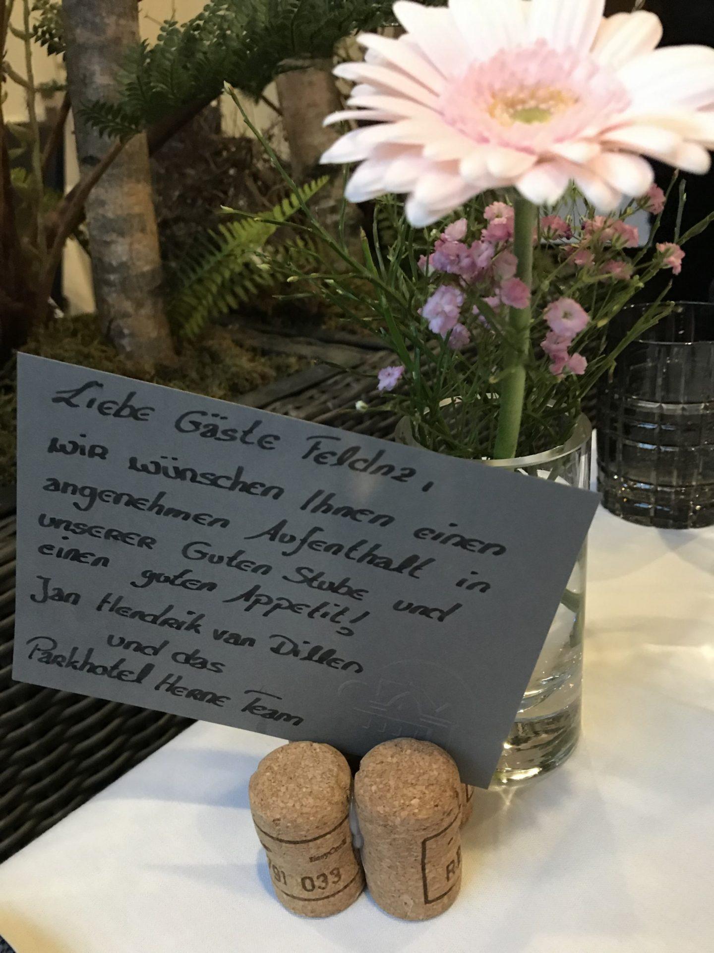 Erfahrung Menükarussell Gute Stube Herne Foodblog Sternestulle
