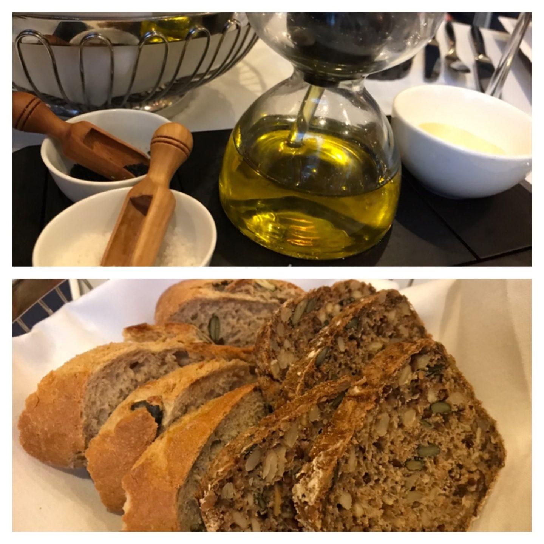 Brot Butter Salz Erfahrung Menükarussell Gute Stube Parkhotel Herne Foodblog Sternestulle