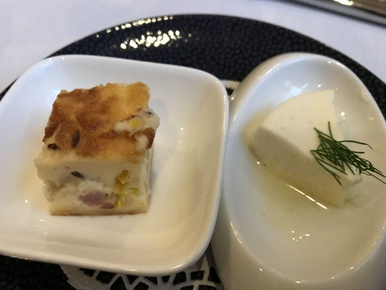 Gruß der Küche Erfahrung Menükarussell Gute Stube Parkhotel Herne Foodblog Sternestulle