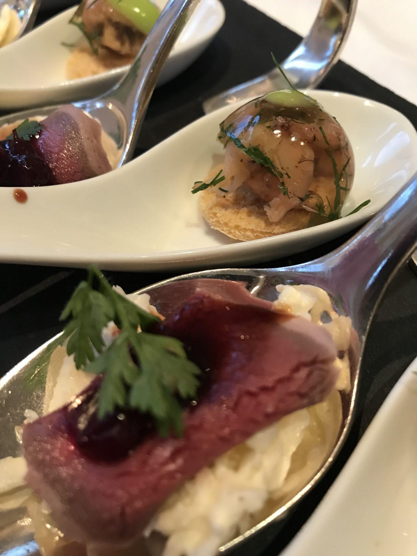 Gruß der Küche Erfahrung Wilbrand Post Odenthal Foodblog Sternestulle