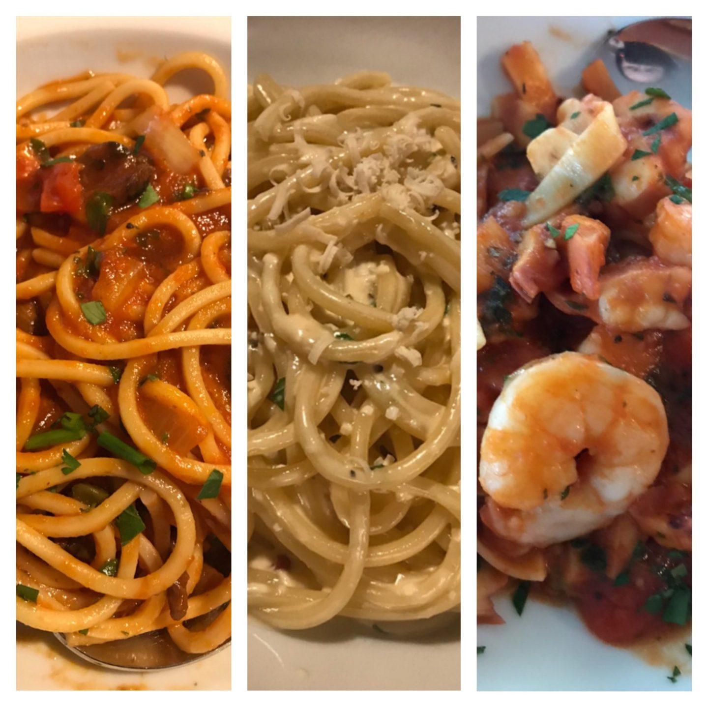 Pasta Erfahrung Trattoria Villa Conte Herne Foodblog Sternestulle