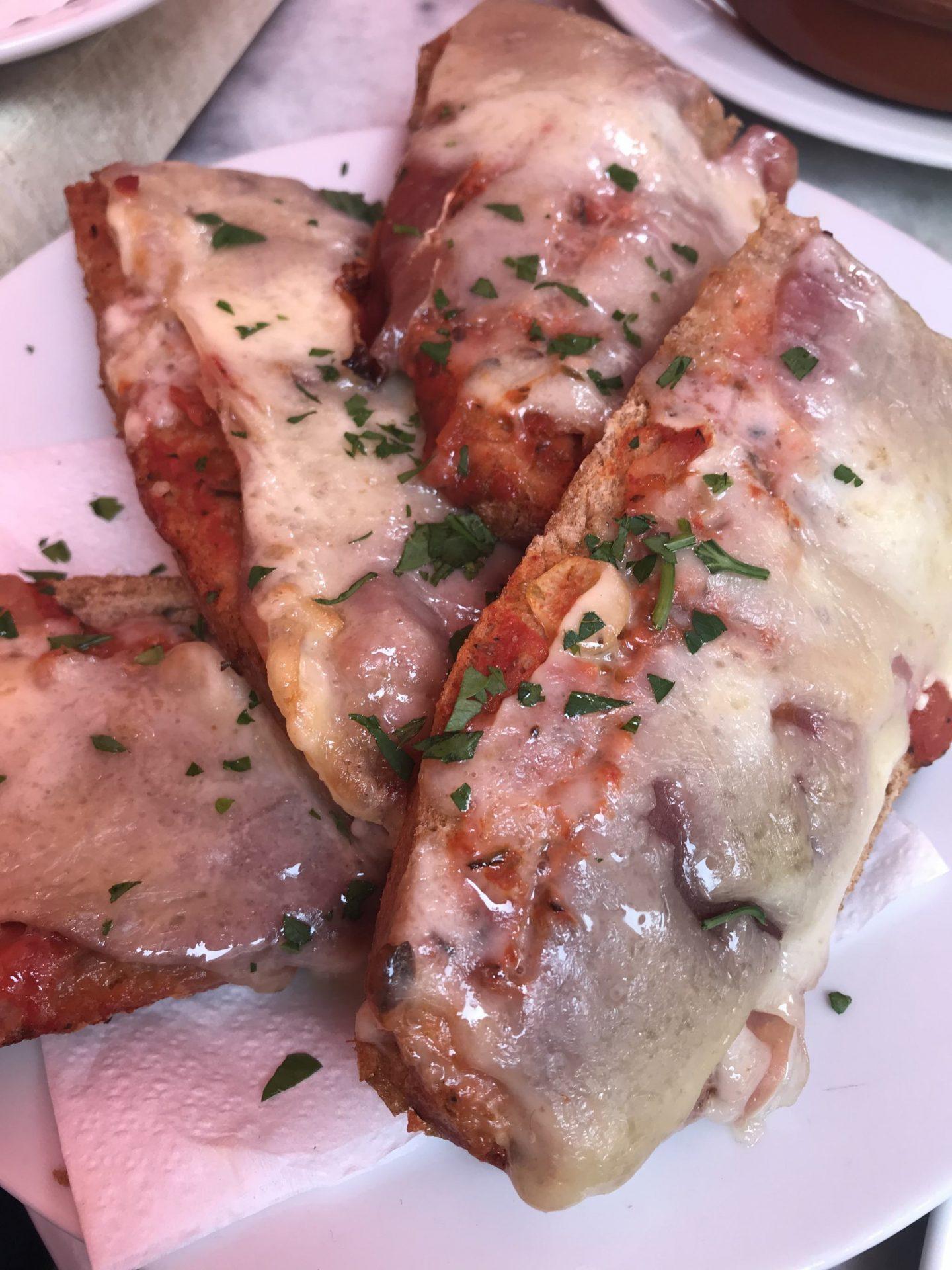 Erfahrung Kritik Bewertung Tapas pa amb oli Bar Coto Palma de Mallorca Foodblog Sternestulle