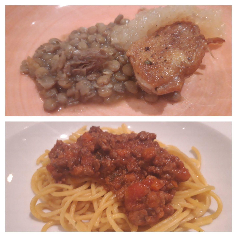 Erfahrung Bewertung Kritik Atlantik Mediterran Wachtelbrust Spaghetti Bolognese Mein Schiff 6 Foodblog Sternestulle