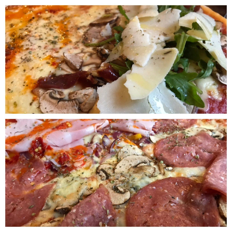 Erfahrung Bewertung Kritik Pizza Pizzeria Bei Angelo Neßmersiel Foodblog Sternestulle