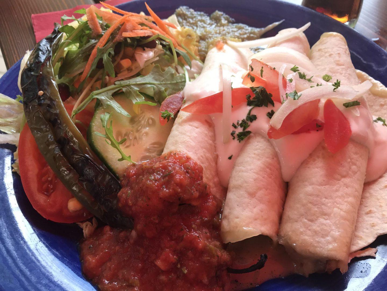 Erfahrung Bewertung Kritik Quesadillas Sancho Pancha Leipzig Foodblog Sternestulle