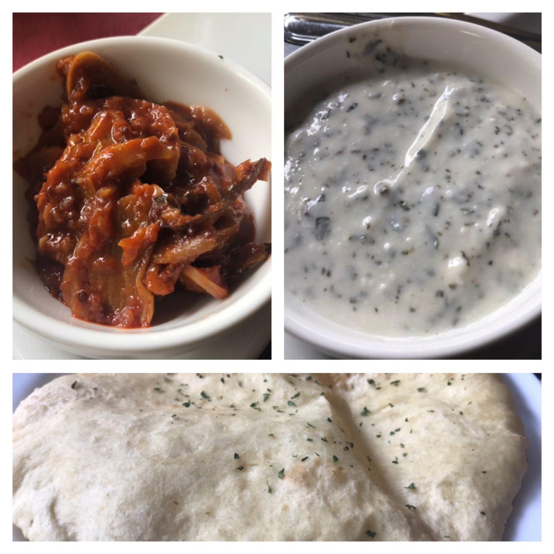 Erfahrung Bewertung Kritik Taj Mahal Bochum Knoblauch-Chutney Minzsauce Batura Foodblog Sternestulle