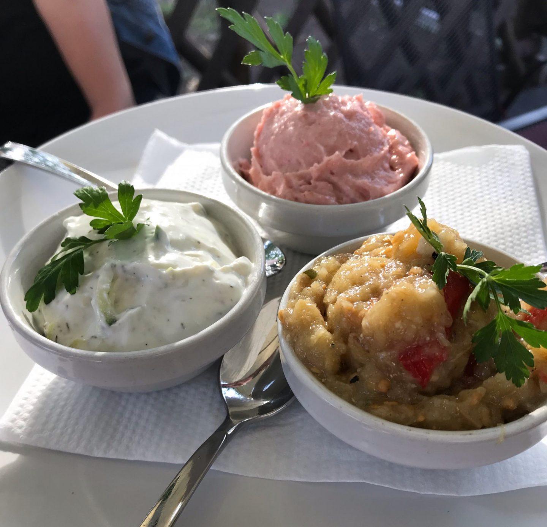 Erfahrung Bewertung Kritik Vorspeisen Taverna Maria Hanau Großauheim Foodblog Sternestulle