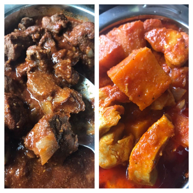 Erfahrung Bewertung Kritik Taj Mahal  Rind Tandoori Massala Huhn Vindaloo Foodblog Sternestulle