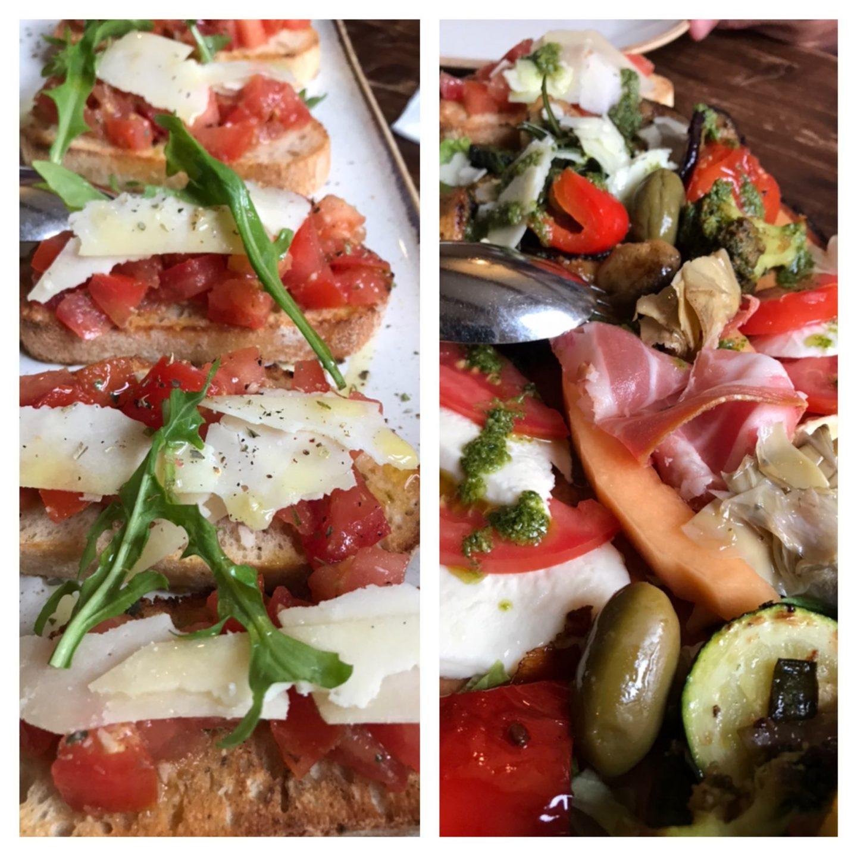Erfahrung Bewertung Kritik Bruschetta Vorspeise Pizzeria Bei Angelo Neßmersiel Foodblog Sternestulle
