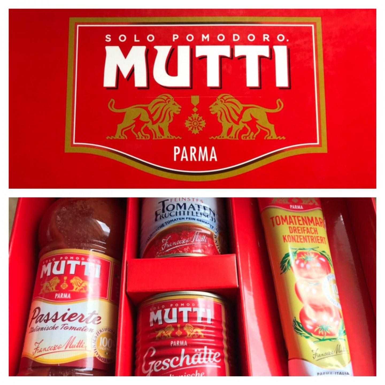 Testpaket Tomaten Mutti Foodblog Sternestulle