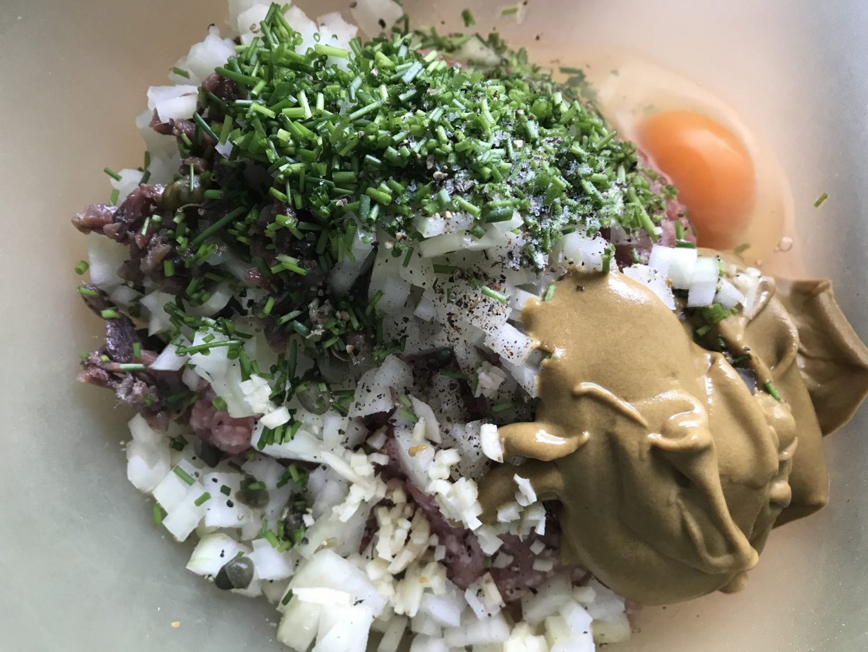 Rezept Rezeptidee Königsberger Klopse Foodblog Sternestulle