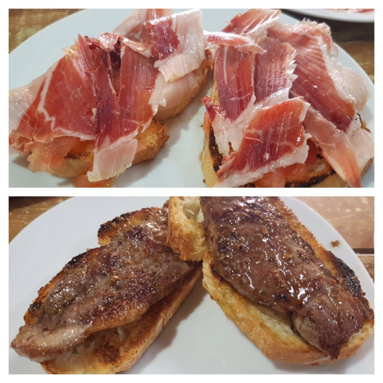 Erfahrung Bewertung Kritik Toma Pan y Moja Las Palmas Gran Canaria Bocadillos Pata Negra Foodblog Sternestulle