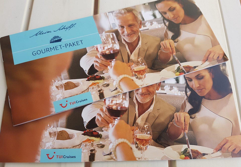 Erfahrung Bewertung Kritik Gourmetpaket Mein Schiff Foodblog Sternestulle