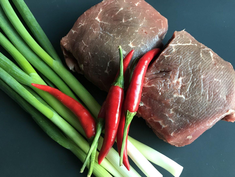 Rezept Rezeptidee koreanisches Bulgogi Feuerfleisch Zutaten Foodblog Sternstulle
