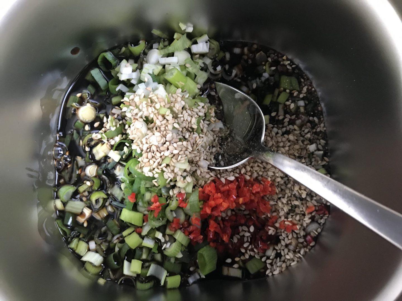 Rezept Rezeptidee koreanisches Bulgogi Feuerfleisch Marinade Foodblog Sternstulle