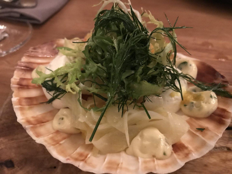 Erfahrung Bewertung Kritik 17achtzig Recklinghausen Kellerbrett gebeizter Lachs Foodblog Sternestulle