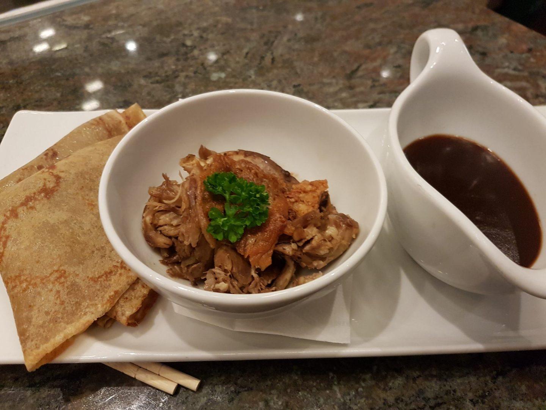Erfahrung Bewertung Kritik Gourmetpaket Mein Schiff Hanami by Tim Raue Pekingente Foodblog Sternestulle