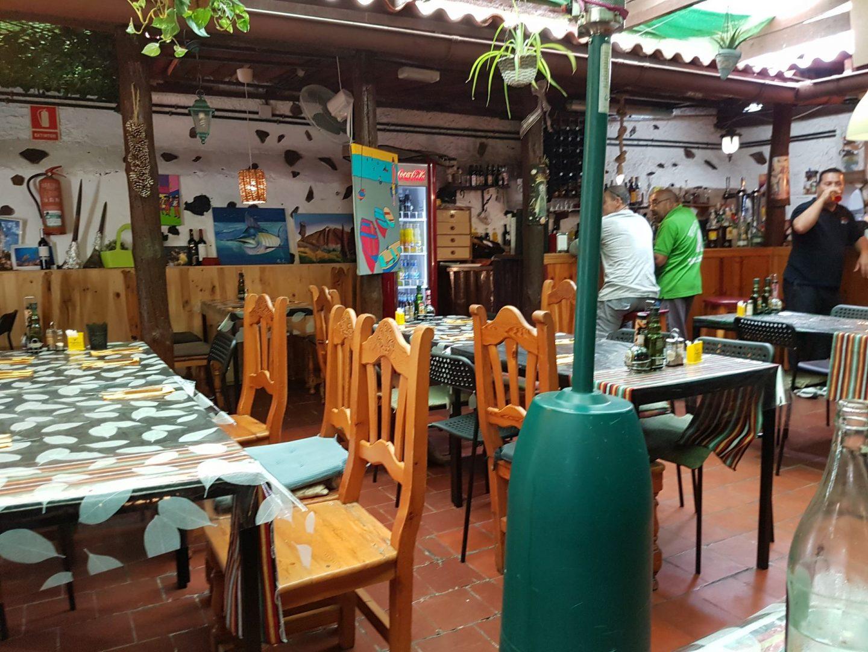 Erfahrung Bewertung Kritik El Pajar San Sebastian de La Gomera Foodblog Sternestulle