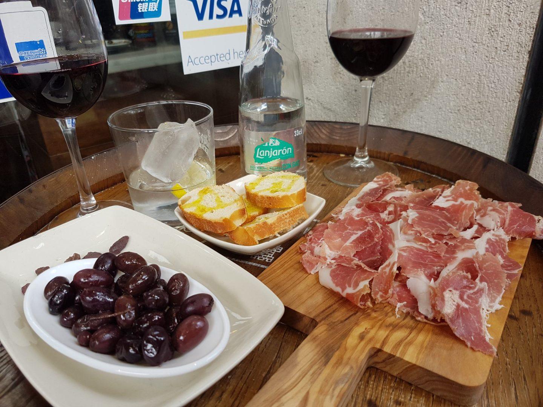 Erfahrung Bewertung Kritik El Mas de Mercader Barcelona Foodblog Sternestulle