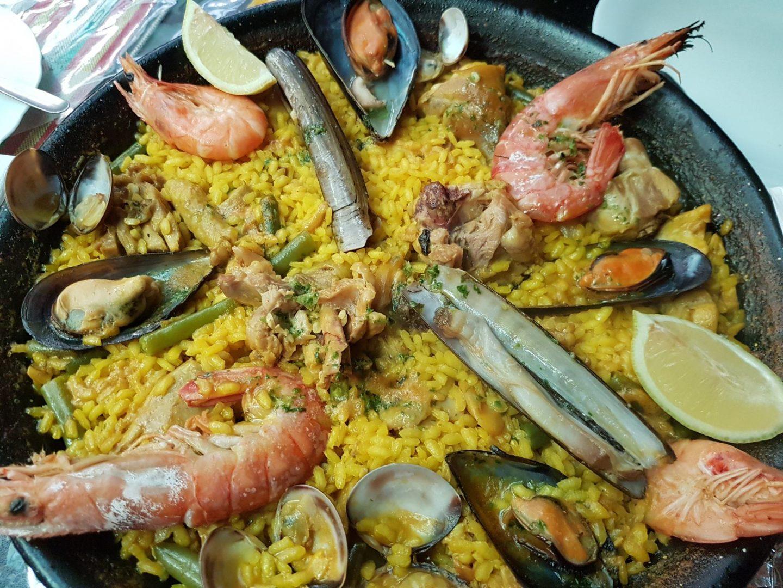 Erfahrung Bewertung Kritik Paella El Pajar San Sebastian de La Gomera Foodblog Sternestulle
