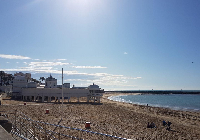 Erfahrung Bewertung Kritik La Caleta Strand Càdiz Spanien Foodblog Sternestulle