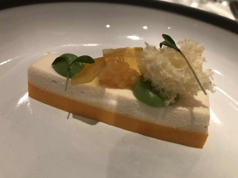 Erfahrung Bewertung Kritik Restaurant Hannappel Essen genießen Lachsforelle Kürbis Tapioka Jalapeno Brioche Foodblog Sternestulle