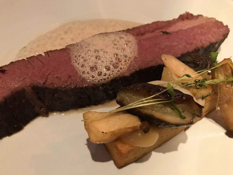 Erfahrung Bewertung Kritik Restaurant Hannappel Essen genießen Wagyu Ochsenbrust Foodblog Sternestulle