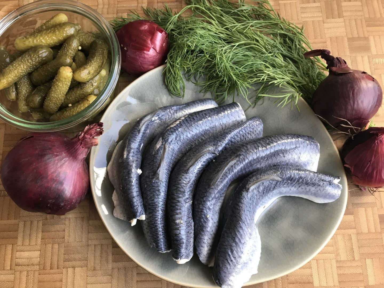 Rezept Rezeptidee Heringsstipp mit Kartoffeln Foodblog Sternestulle