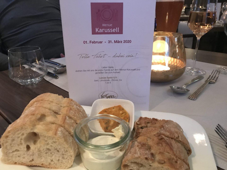 Erfahrung Bewertung Kritik Menükarussel Vesttafel Recklinghausen Foodblog Sternestulle