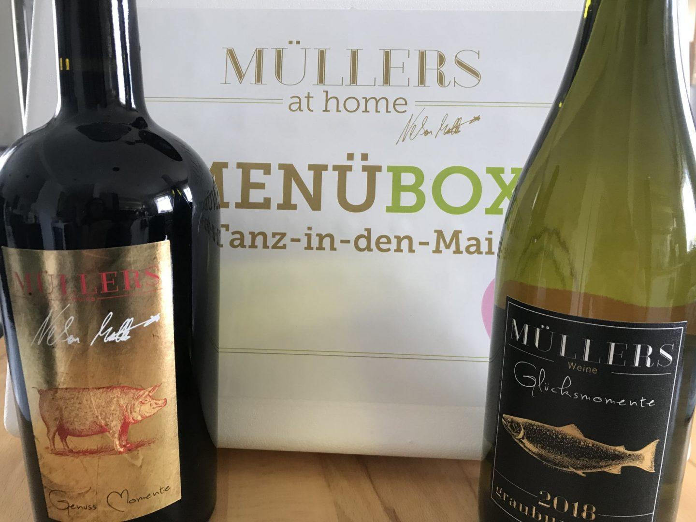 Erfahrung Bewertung Kritik Müllers auf der Rü Genussbox Tanz in den Mai Foodblog Sternestulle