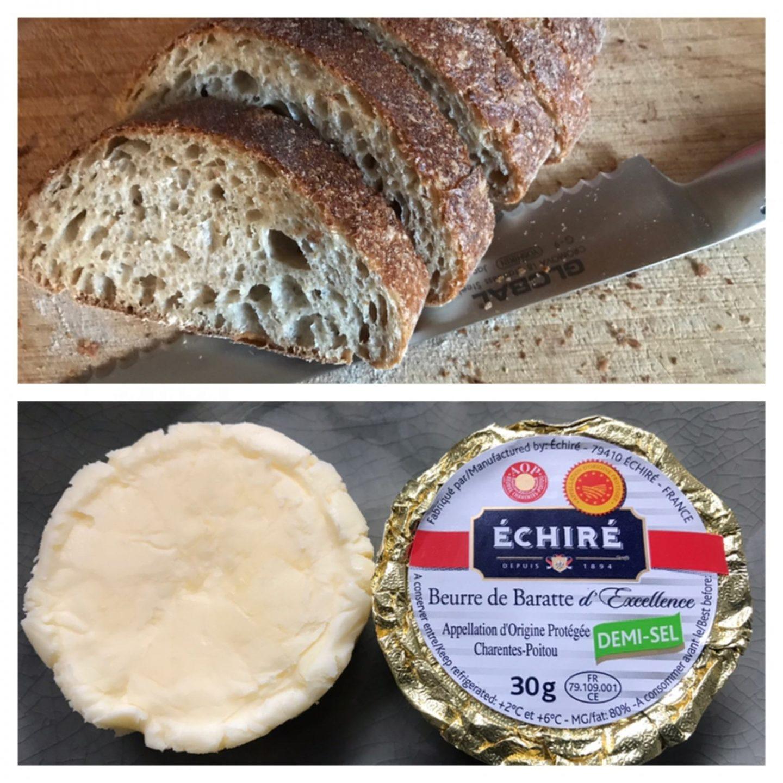 Erfahrung Bewertung Kritik Müllers auf der Rü Genussbox Tanz in den Mai Sylter Brot Bäcker Gaue Salzbutter Foodblog Sternestulle