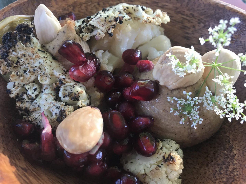 Erfahrung Bewertung Kritik Bachstelze Allerlei vom Blumekohl Foodblog Sternestulle