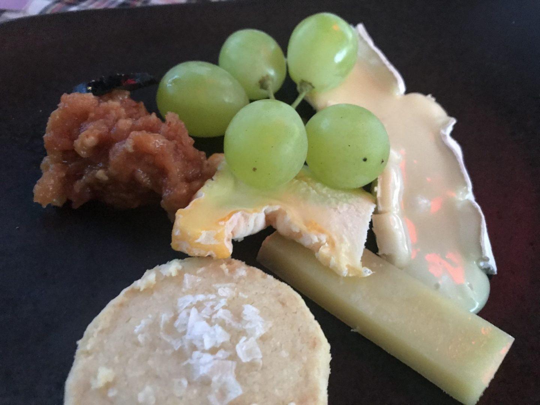 Erfahrung Bewertung Kritik Bachstelze Maria Groß Maria Ostzone Käse-Dessert Foodblog Sternestulle