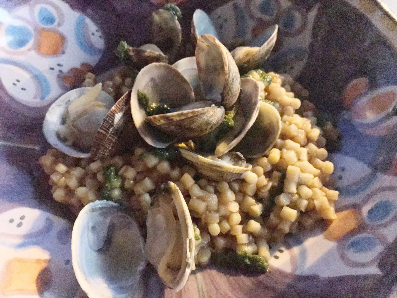 Erfahrung Bewertung Kritik Pastabar Caruso Fregola Sarda Vongole Foodblog Sternestulle