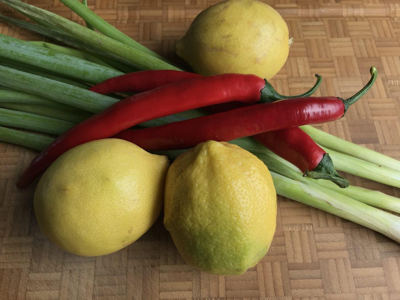 Rezept Rezeptidee Ceviche vom Lachs Foodblog Sternestulle