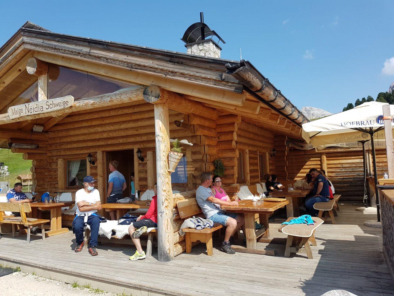 Erfahrung Bewertung Kritik Neidia Hütte Seceda Sankt Christina Foodblog Sternestulle