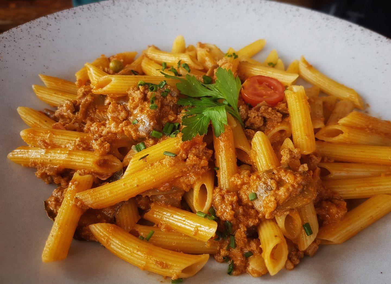 Erfahrung Bewertung Odleshütte Seceda Hirtennudeln Foodblog Sternestulle