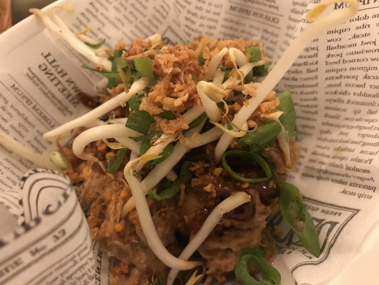 Erfahrung Bewertung Kritik De Boterkapel Domburg Pulled Pork Rendang-Style Süßkartoffel Foodblog Sternestulle