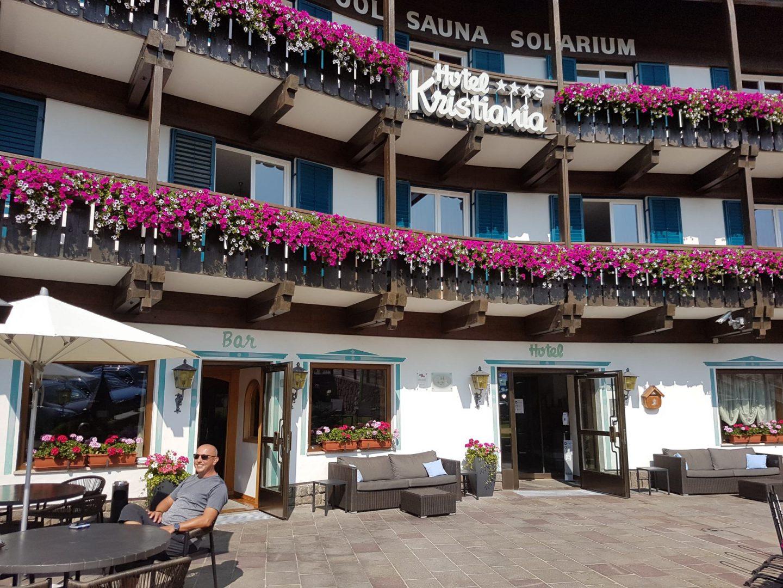 Erfahrung Bewertung Kritik Hotel Kristiania Wolkenstein Foodblog Sternestulle
