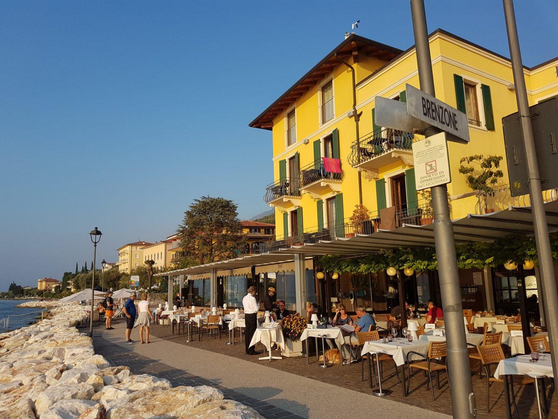 Erfahrung Bewertung Kritik Hotel Brenzone Gardasee Foodblog Sternestulle