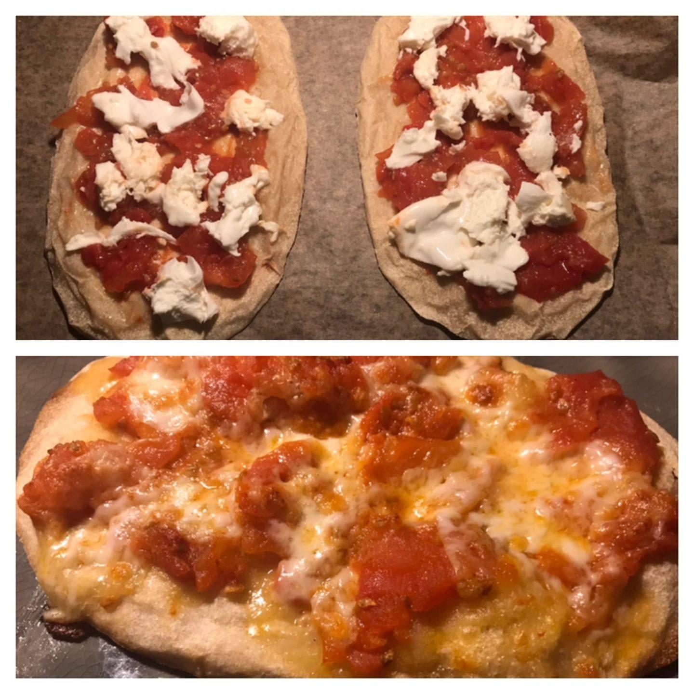 Erfahrung Bewertung Kritik BÄM Box Bullerei Tim Mälzer eingelegte Roma-Tomaten Büffelmozzarella Pinsa-Brot Foodblog Sternestulle