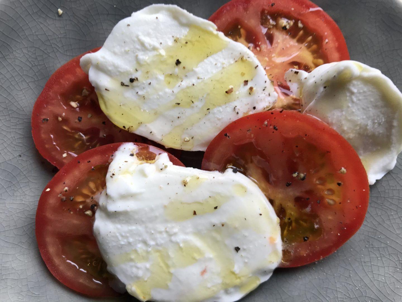 Erfahrung Bewertung Kritik BÄM Box Bullerei Tim Mälzer Tomaten Büffelmozzarella Foodblog Sternestulle