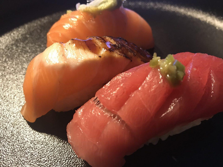 Erfahrung Bewertung Kritik Takeshi Sushi Bochum Nigiri Thunfisch Lachs Foodblog Sternestulle