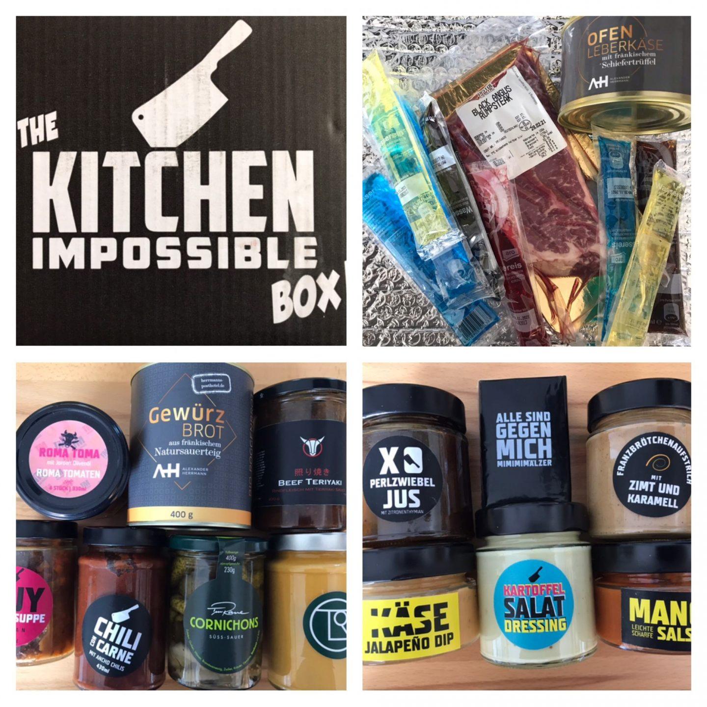 Erfahrung Bewertung Kritik Kitchen Impossible Box Tim Mälzer Bullerei Foodblog Sternestulle