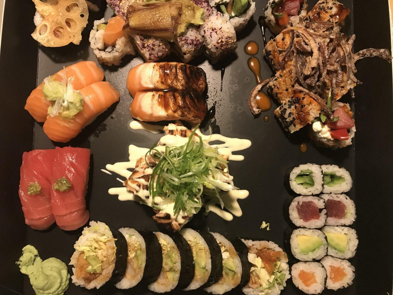 Erfahrung Bewertung Kritik Takeshi Sushi Bochum Foodblog Sternestulle